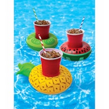 Fun Drink Floatie - Tropical Fruit