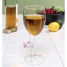 Bling Ring Wine Glass
