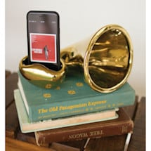 Gramophone Smartphone Speaker