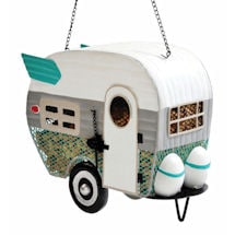 Camper Bird Feeder