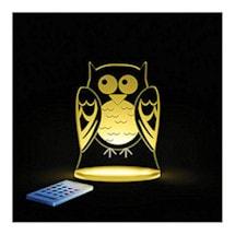 LED Sleepy Light - Owl