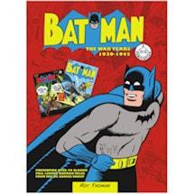 Batman Through The Years Book