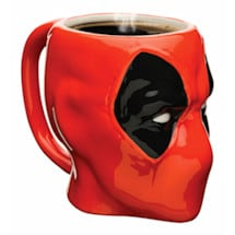 3D Deadpool Mug