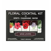 Floral Elixir Wine Lovers Kit
