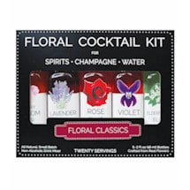 Floral Elixir Classic Cocktails Kit