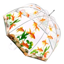 Gold Fish Habitat Umbrella