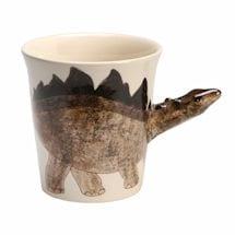 Dinosaur Mugs- Stegosaurus