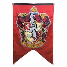 Harry Potter Gryffindor Flag