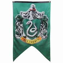 Harry Potter Slytherin Flag