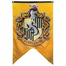 Harry Potter Hufflepuff Flag