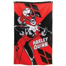 DC Comics Harley Quinn Banner