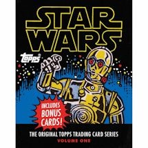 Star Wars™ Original Topps Trading Card Series Books- Star Wars