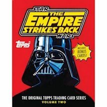 Star Wars™ Original Topps Trading Card Series Books- The Empire Strikes Back