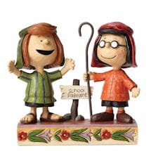 Christmas Pageant Peanuts Collection- Shepherds