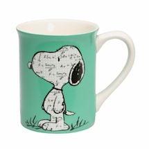 Brainy Beagle Mug