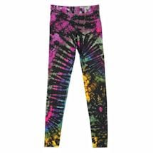 Tie-Dye Apparel- Leggings