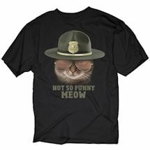 Not So Funny Meow T-Shirt