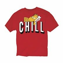 Garfield And Chill Shirts