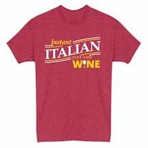Just Add....Heathered Heritage Tees- Italian