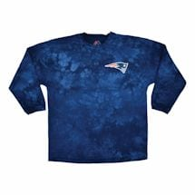 Nfl Jersey Long-Sleeve Tees- New England Patriots