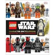 Legos: Star Wars Character Encyclopedia