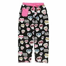Dead Tired Sleep Lounge Pants