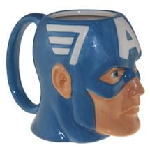 Marvel Avengers Civil War Captain America Molded Mug
