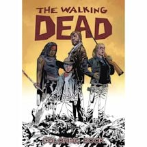 Adult Coloring Books- Walking Dead