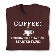 Coffee Otherwise Known As Tee