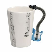 Musical Mugs - Electric Guitar