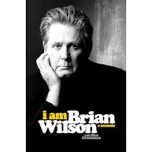 I Am Brian Wilson Signed Book with Bookplate Signatures