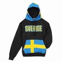 International Flag Hoodies- Sweden
