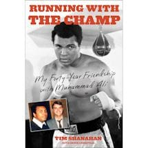 Running  With The Champ Book