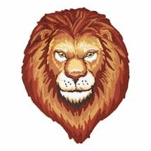 Majestic Lion Rug