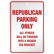 Political Parking - Republican