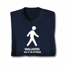 Recreation Walking T-Shirt