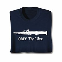 Obey the Oboe T-Shirt