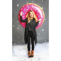 All Season Sports Tube - Giant Pink Donut