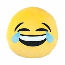 Emojicon Plush Pillows- Tears Of Joy