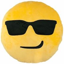 Emoji Dude Pillow