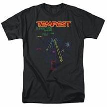 Atari Tempest Screen Tee