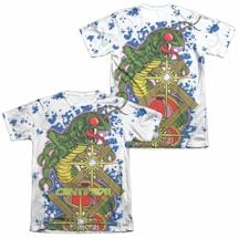 Atari Insect Attack Sublimated Tee