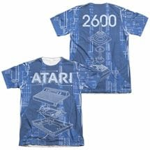 Atari Inside Out Sublimated Tee