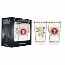 Game Of Thrones™ Glassware- Pint Glasses