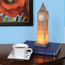 Great Places Table Lamps - Big Ben