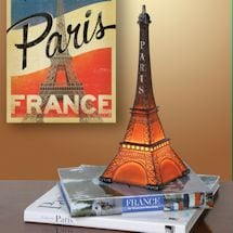 Great Places Table Lamps - Eiffel Tower