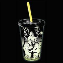 Glow In The Dark Grim Reaper Cup