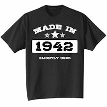 Made In 1942 Shirt