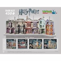 Harry Potter's Diagon Alley 3D Puzzle