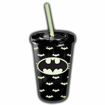 Glow In The Dark Batman Cup